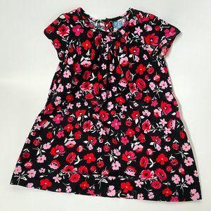 Baby Gap Floral Dress - sz 5 yrs